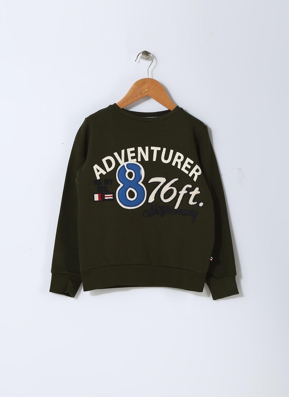 North Of Navy Sweatshirt 18-roadboy Sweatshırt – 59.99 TL